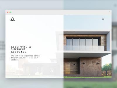 Architecture agency themeforest envato theme oak ux ui web design web design architecture