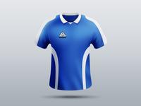Football shirt concept design