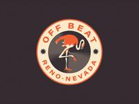 Off Beat Music Festival Badge