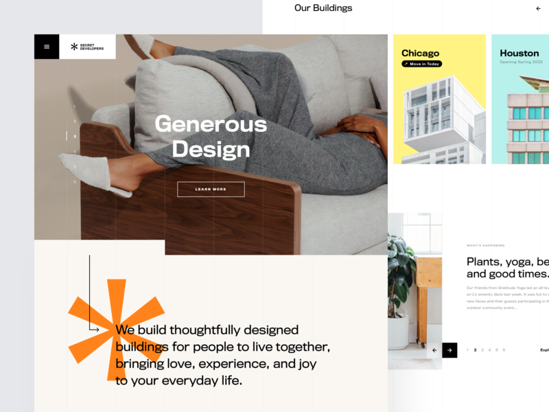 Real Estate Landing Page 🏠