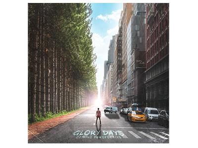 "Glory Days ""Gaining Perspective"" Digital Album Cover"