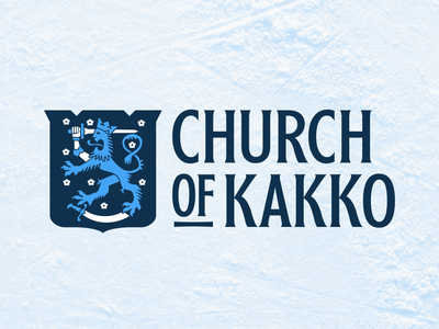 Church of Kakko Logo Design