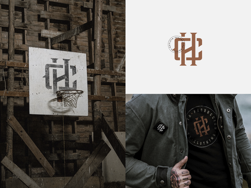 Revista CH typography type photoshop design visual identy art direction branding logo