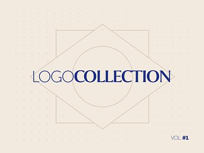 LOGO COLLECTIONS #1 type illustrator photoshop design visual identy art direction branding logo