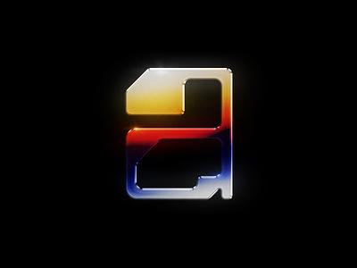 a / Monogram freebie illustration type illustrator photoshop design art direction visual identy branding logo