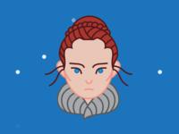 Sansa SVG Animation