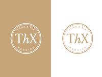 The wedding Logo of Tong & Xia