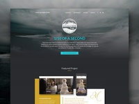 Website Design for Ocean and Snow Design