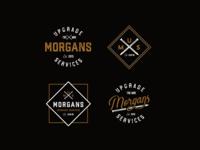 Morgans Upgrade Service Logo
