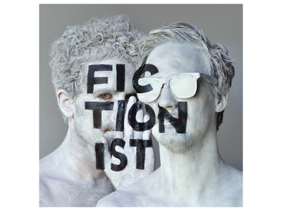 FICTIONIST Album Cover