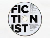 FICTIONIST Album Art