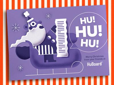 HU HU HU! Merry Christmas!