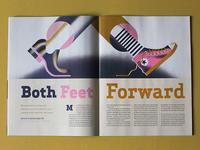 Both Feet Foward - [Full Project]