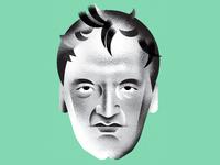 Quentin Tarantino —GQ Magazine