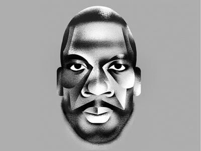 GQ — Magazine (Rick Famuyiwa) editorial gq magazine film director rick-famuyiwa illustration portrait