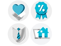 Home-Owner Icons