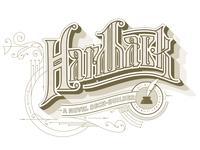 Hardback Lettering