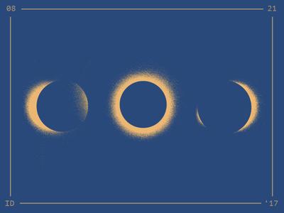 Solar Shading solar druids celestial moon sun eclipse