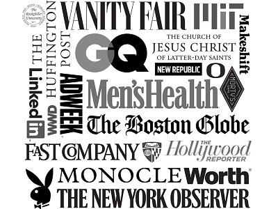 Hustlin' client-list magazines publications editorial-illustration