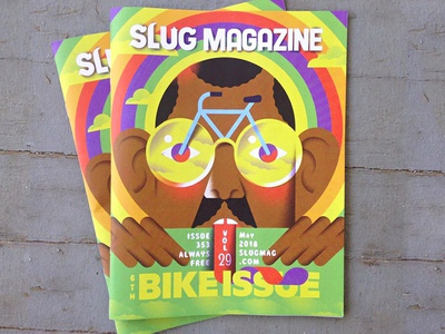 Slug Magazine Cover