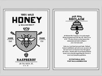Honey Label (so far)