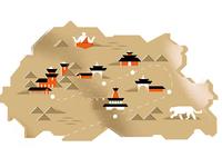 Bhutan for GQ