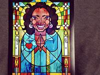 Blessed mother Oprah