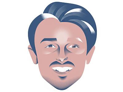A-lex gran portrait illustration illustration portrait alex