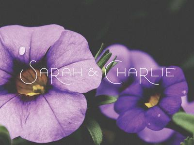 Sarah And Charlie
