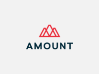 Amount Rebrand sass identity logo branding