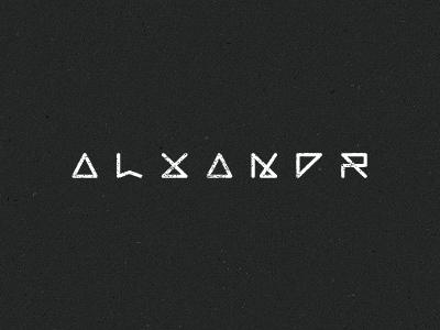 Alxandr logo