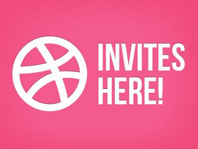 2x Dribbble Invites here! invites dribbble givaway