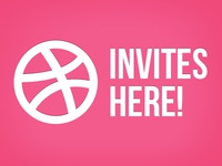 2x Dribbble Invites here!