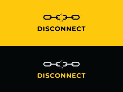 Disconnect logo