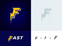 Fast Typo Logo