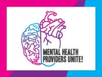Logo for Mental Health Providers Unite!