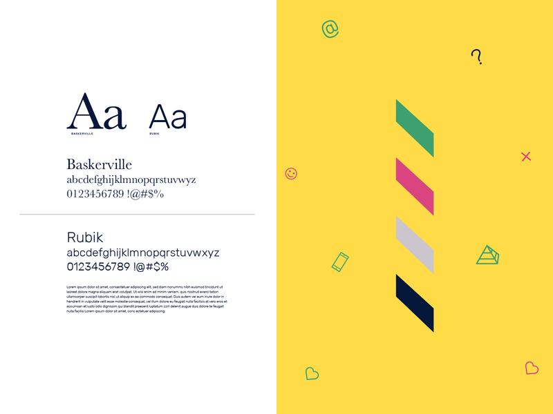 Stratlab Brand Type Study
