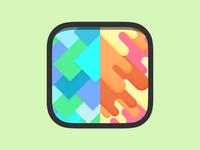 Photo Sharing App Icon