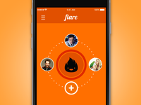 Flare mobile app (wip)