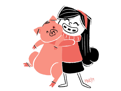 Waddles & Mable
