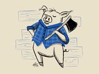 Lumber Pig
