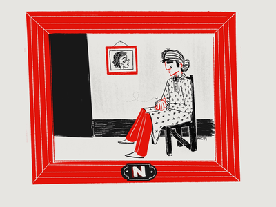 N is for Norman Bates