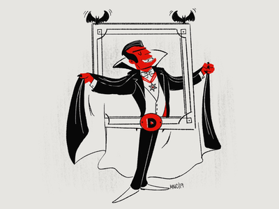D is for DRACULA