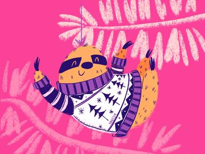 Sloth-mas
