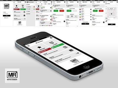 MR App idea application interface design app