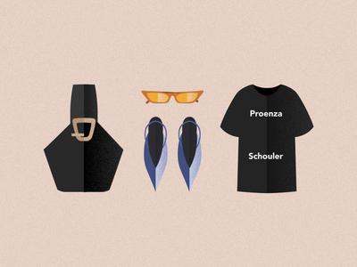 Minimalistic Wardrobe