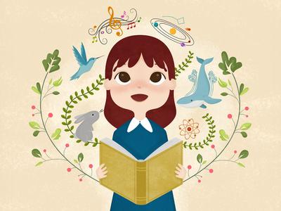 Matilda roald dahl matilda book childish illustration