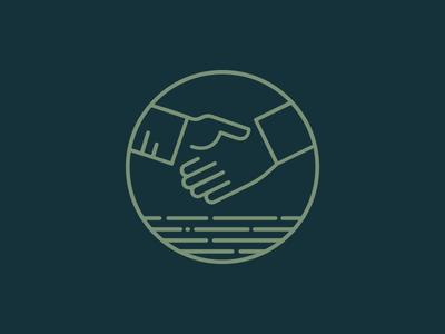 Partner Icon shopware design line icon partner