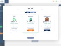 Select Payment Plan