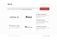 Btrux Website